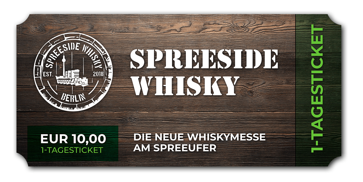 Ticket Spreeside Whisky